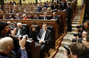 Rajoy_debate Estado de la Nación