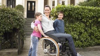 Discapacidad-familia